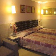 Отель Сенди Бийч Болгария, Албена - отзывы, цены и фото номеров - забронировать отель Сенди Бийч онлайн комната для гостей фото 2