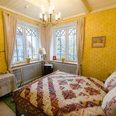 Русско-французский отель Частный Визит Стандартный номер с двуспальной кроватью фото 6