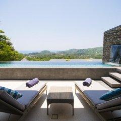 Отель Villas Overlooking Layan бассейн фото 3