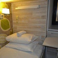 Хостел Казанское Подворье Кровать в женском общем номере с двухъярусной кроватью фото 9