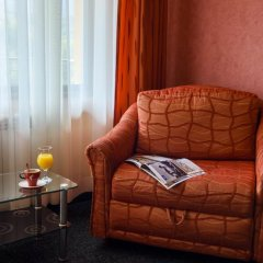 Hotel Kiparis Alfa 3* Стандартный номер с разными типами кроватей фото 4