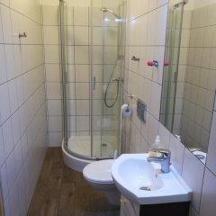 Отель Hostel Kattowitz Польша, Катовице - отзывы, цены и фото номеров - забронировать отель Hostel Kattowitz онлайн ванная фото 2