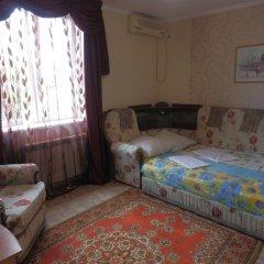 Гостиница Uyutniy Dvorik Улучшенный номер с различными типами кроватей фото 3