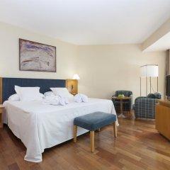 Отель URH Ciutat de Mataró 4* Стандартный номер двуспальная кровать фото 3
