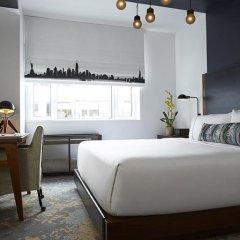 The Renwick Hotel New York City, Curio Collection by Hilton 4* Стандартный номер с различными типами кроватей фото 8