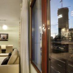 Отель Apartamenty Silver балкон