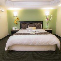 Hotel Ticuán 3* Стандартный номер с двуспальной кроватью фото 2