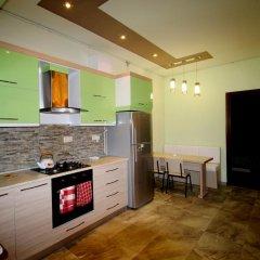 Апартаменты Rent in Yerevan - Apartment on Mashtots ave. Апартаменты 2 отдельными кровати фото 10