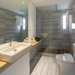 The Ciao Stelio Deluxe Hotel in Larnaca, Cyprus from 146$, photos, reviews - zenhotels.com bathroom