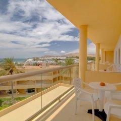 SBH Costa Calma Beach Resort Hotel 4* Апартаменты разные типы кроватей фото 5