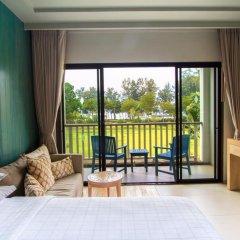 Отель Dusit Thani Krabi Beach Resort 5* Номер Делюкс с различными типами кроватей фото 4