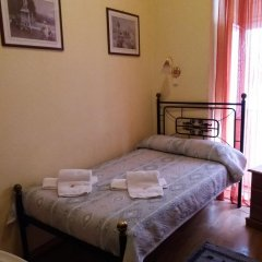 Отель Pensao Residencial Flor dos Cavaleiros 2* Стандартный номер с различными типами кроватей (общая ванная комната) фото 3