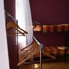 Хостел Кутузова 30 Кровать в общем номере с двухъярусной кроватью фото 22