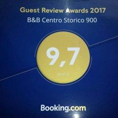 Отель B&B Centro Storico 900 Пальми детские мероприятия