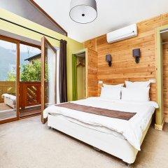 Гостевой дом Резиденция Парк Шале Стандартный номер с различными типами кроватей фото 27