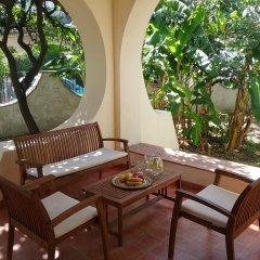 Отель villa teocles Стандартный номер фото 17