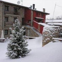 Отель Cal Cateri Бельвер-де-Серданья балкон