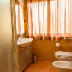 Отель B&B Al Settimo Cielo ванная