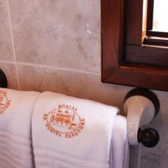 Отель Posada La Estela Cántabra удобства в номере фото 2