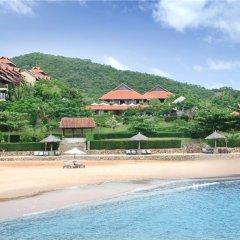 Отель Romana Resort & Spa пляж фото 2