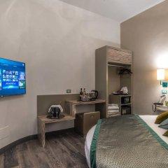 Отель Colonna Suite Del Corso 3* Полулюкс с различными типами кроватей фото 29