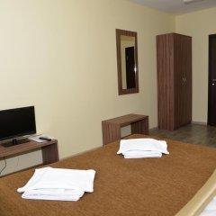 Гостиница Вояж Номер Комфорт с различными типами кроватей фото 11