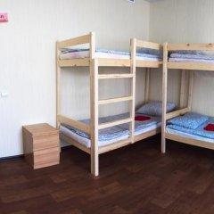 БМ Хостел Кровать в общем номере с двухъярусной кроватью фото 26
