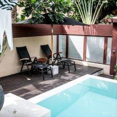 Отель Pavilion Samui Villas & Resort 4* Номер Делюкс с различными типами кроватей