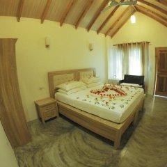 Отель Holiday Cottage Мальдивы, Северный атолл Мале - отзывы, цены и фото номеров - забронировать отель Holiday Cottage онлайн комната для гостей фото 3