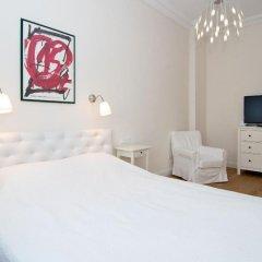 Апартаменты Apartments Minsk комната для гостей фото 4