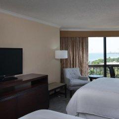 Sheraton Santo Domingo Hotel удобства в номере
