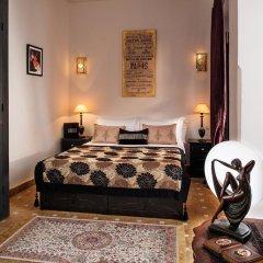 Отель Ночлег и завтрак Riad Star Марокко, Марракеш - отзывы, цены и фото номеров - забронировать отель Ночлег и завтрак Riad Star онлайн комната для гостей фото 2