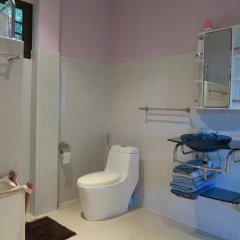 Отель Rock Mini Resort ванная фото 2