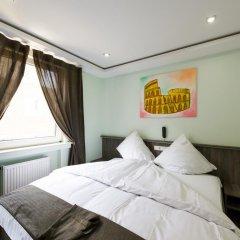 Отель Bürgerhofhotel 3* Стандартный номер с двуспальной кроватью фото 19
