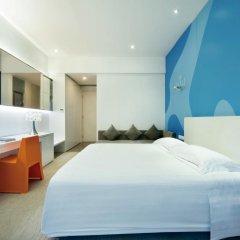 Отель Otique Aqua 4* Улучшенный номер фото 4