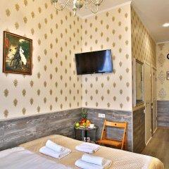 Мини-Отель Ария на Римского-Корсакова Студия с различными типами кроватей фото 30