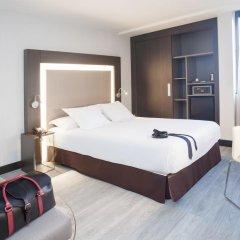Отель Novotel Madrid Center 4* Стандартный номер с различными типами кроватей фото 2