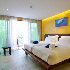Отель Coriacea Boutique Resort 4* Номер Делюкс с 2 отдельными кроватями фото 2