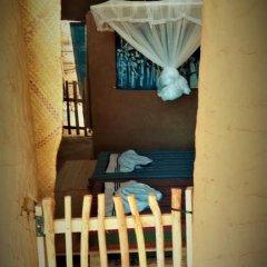Отель Yakaduru Safari Village Yala 2* Шале с различными типами кроватей фото 11