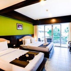 Samui First House Hotel 3* Номер Делюкс с различными типами кроватей фото 2
