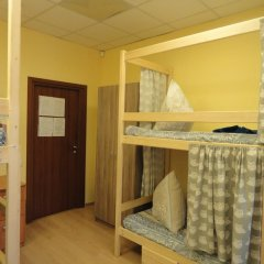 Люси-Отель Кровать в мужском общем номере с двухъярусной кроватью фото 16
