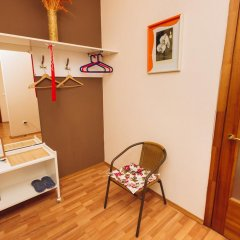 Апартаменты Алеся на Улице Малышева Апартаменты Эконом с различными типами кроватей фото 4