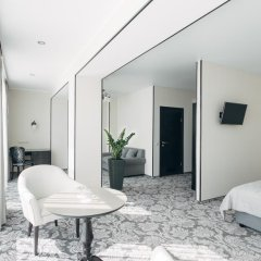 Гостиница Гала Студия с различными типами кроватей