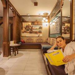 Kervansaray Thermal-Convention Center & Spa Турция, Бурса - отзывы, цены и фото номеров - забронировать отель Kervansaray Thermal-Convention Center & Spa онлайн спа
