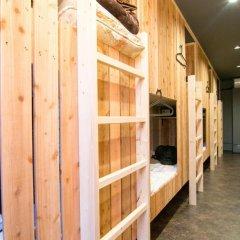 Tonagi Hostel And Cafe Кровать в общем номере фото 2