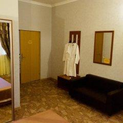 Гостиница Дюма Люкс с двуспальной кроватью фото 7