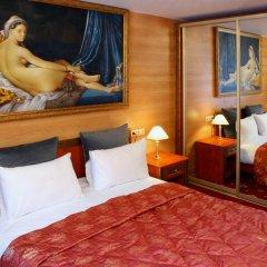 Гостиница Галерея 3* Номер Премиум с разными типами кроватей фото 2