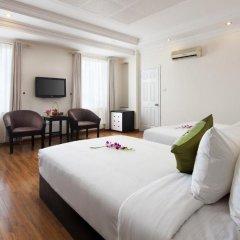 Serenity Villa Hotel 3* Люкс с различными типами кроватей фото 7