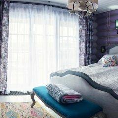 Мини-отель Грандъ Сова Люкс с двуспальной кроватью фото 13