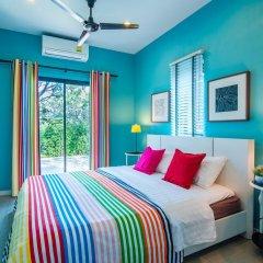 Отель Villa Na Pran, Pool Villa Таиланд, Пак-Нам-Пран - отзывы, цены и фото номеров - забронировать отель Villa Na Pran, Pool Villa онлайн комната для гостей фото 2